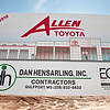 Allen Toyota Groundbreaking : Allen Toyota New Store Groundbreaking Ceremony.   Our new dealership will be at Lorraine Road and Interstate I-10 in Gulfport, MS.  We have been in business over 20 years at our Pass Road location and proud to announce that we will be moving into our new location December 2010.  