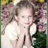 Paige's Easter : What a Precious little girl!!  Watch for her in magazines and on the runway someday.